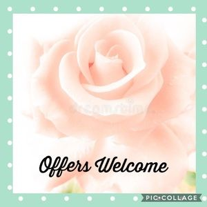 🌸Offers Welcome🌸